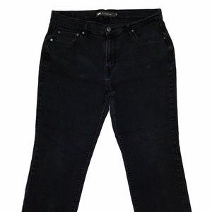 Levi's 506 Women's Jeans Size 12 W32 X L28 Black
